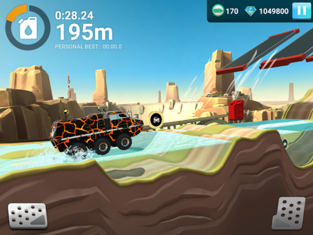 MMX Hill Dash 2 – Offroad Truck, Car & Bike Racing screenshot 9