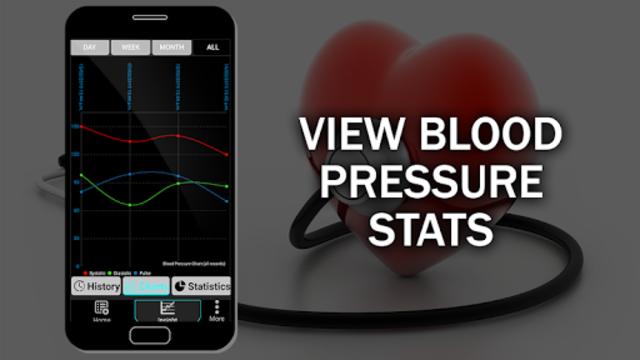 Blood Pressure Checker Diary : BP Info History Log screenshot 3