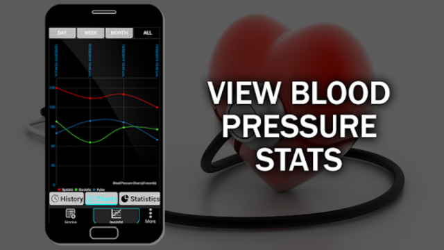 Blood Pressure Checker Diary : BP Info History Log screenshot 11