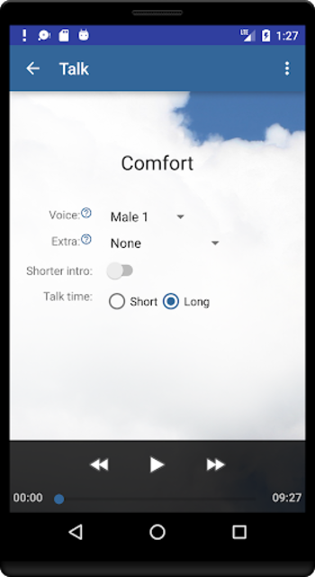 Comfort Talk Pro screenshot 2