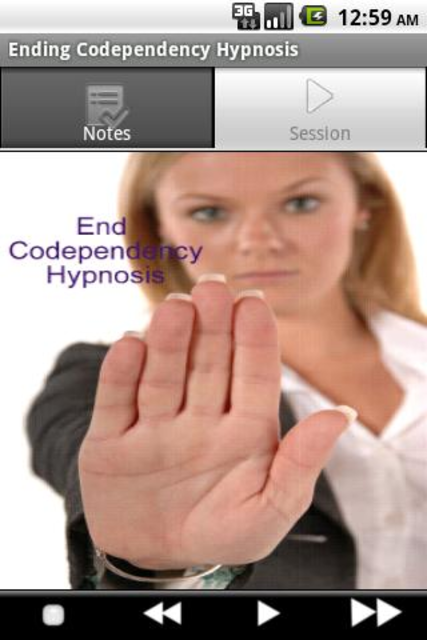 End Codependency Hypnosis screenshot 2