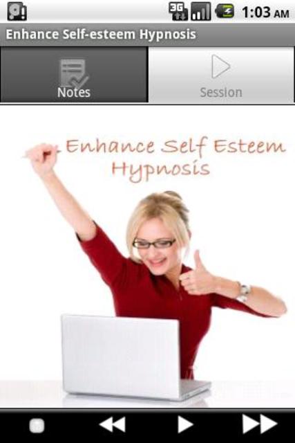Enhance Self Esteem Hypnosis screenshot 2