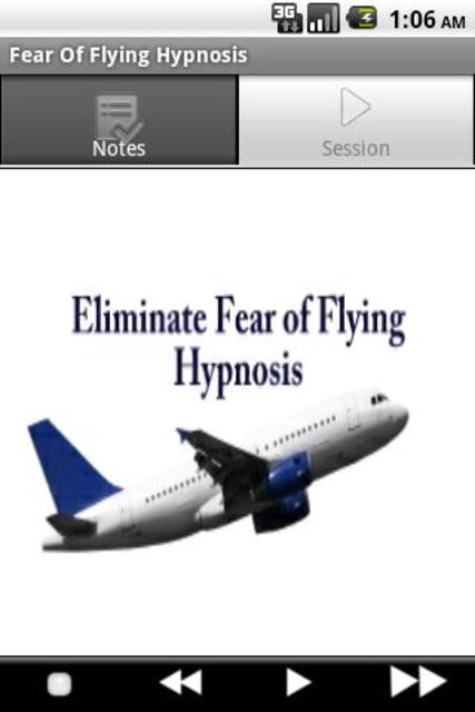 Fear Of Flying Hypnosis screenshot 2