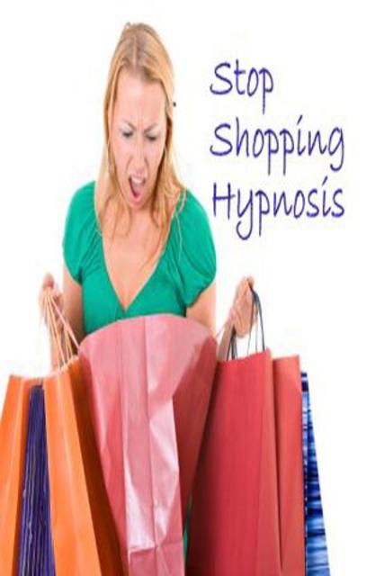 Stop Shopping Hypnosis screenshot 1