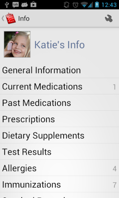 My Medical screenshot 5