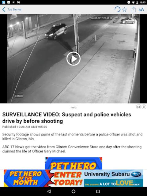 ABC 17 News screenshot 9