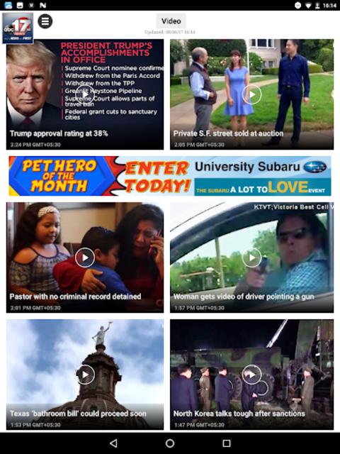 ABC 17 News screenshot 12