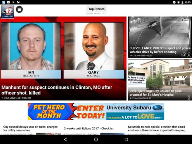 ABC 17 News screenshot 13
