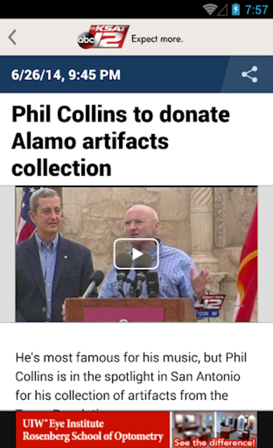 KSAT.com screenshot 3