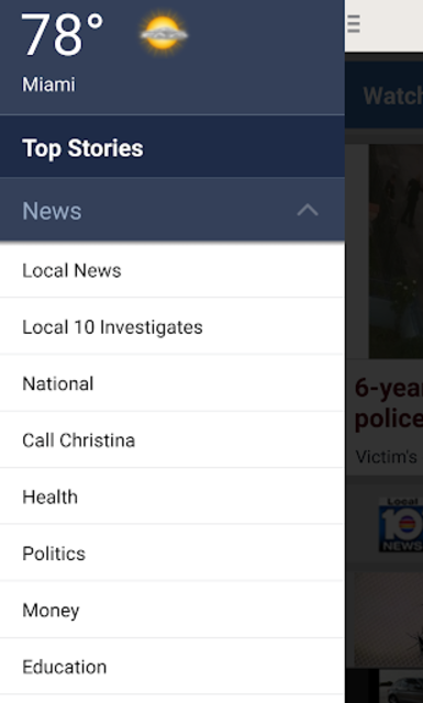 Local10 News - WPLG screenshot 3