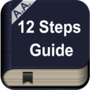Icon for 12 Step Guide - AA (Alcoholism)