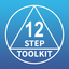 AA 12 Step App - Steps Toolbox