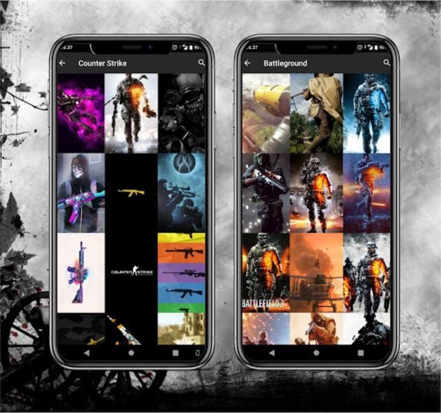 Battle Royale Wallpaper HD screenshot 4