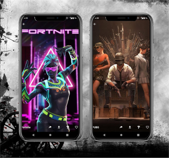 Battle Royale Wallpaper HD screenshot 6