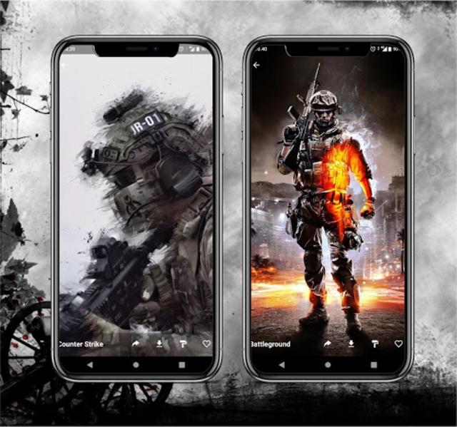 Battle Royale Wallpaper HD screenshot 8