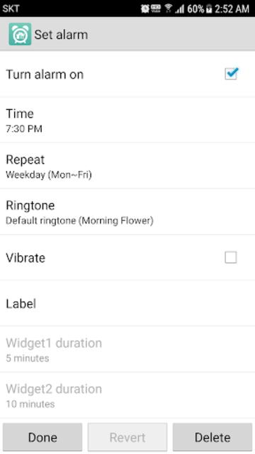 Nap Alarm - No Ad screenshot 3