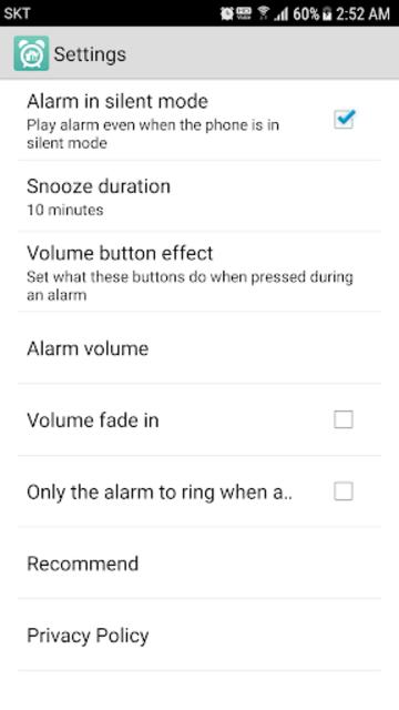 Nap Alarm - No Ad screenshot 4