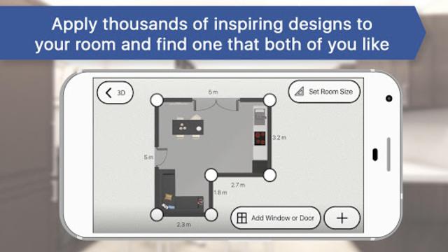 3D Kitchen Design for IKEA: Room Interior Planner screenshot 4