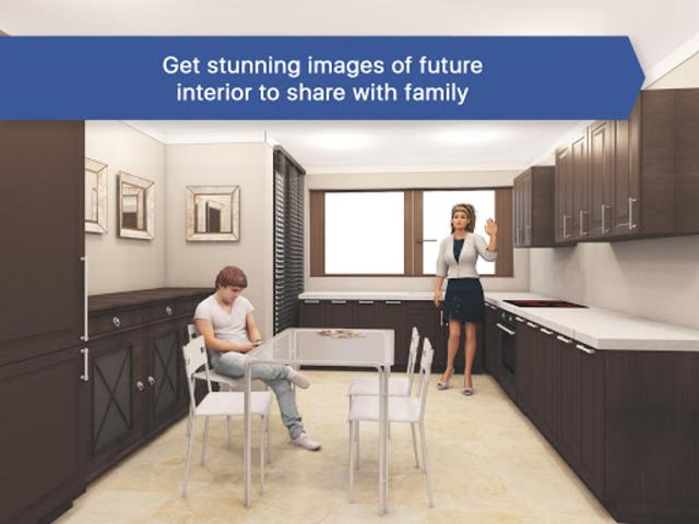3D Kitchen Design for IKEA: Room Interior Planner screenshot 7