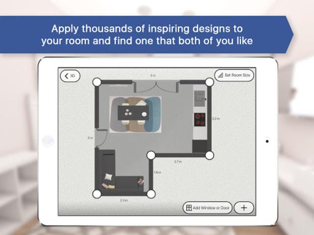 3D Kitchen Design for IKEA: Room Interior Planner screenshot 8
