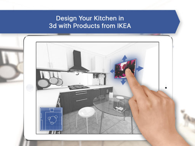 3D Kitchen Design for IKEA: Room Interior Planner screenshot 9