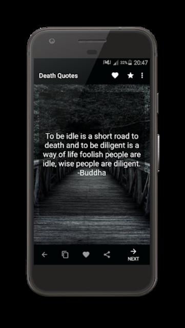 Death Quotes screenshot 1