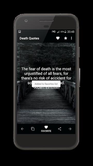 Death Quotes screenshot 3
