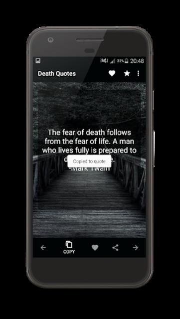 Death Quotes screenshot 4