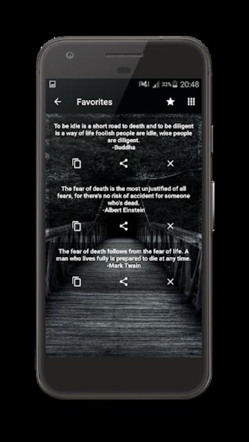 Death Quotes screenshot 5