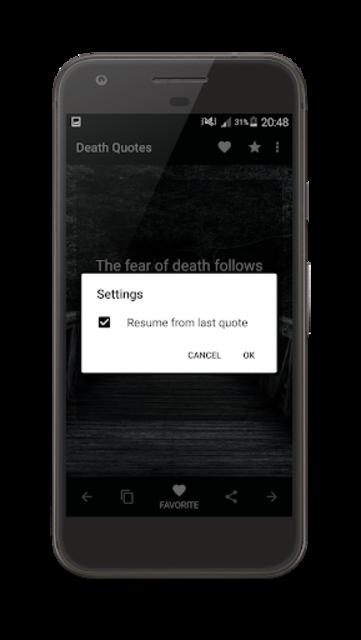 Death Quotes screenshot 6