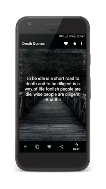 Death Quotes screenshot 7