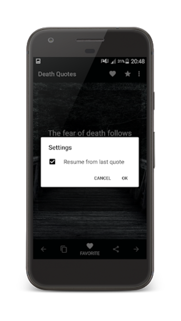 Death Quotes screenshot 12