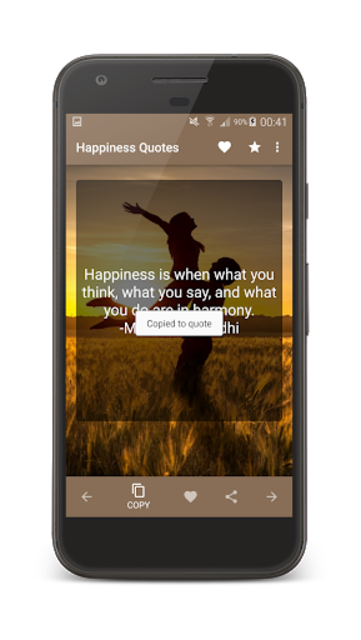 Happiness Quotes screenshot 16