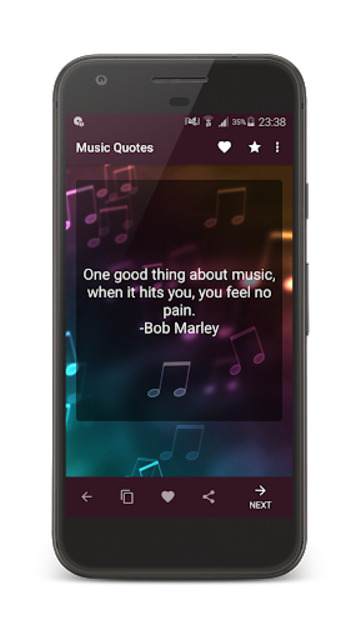 Music Quotes screenshot 1