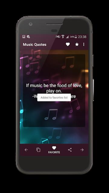 Music Quotes screenshot 3