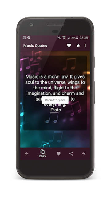 Music Quotes screenshot 4