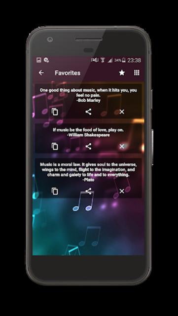 Music Quotes screenshot 5