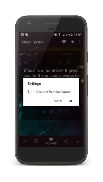 Music Quotes screenshot 6