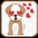 Icon for Shih Tzu Emoji for WhatsApp