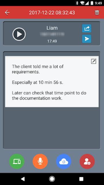 Call Recorder screenshot 4