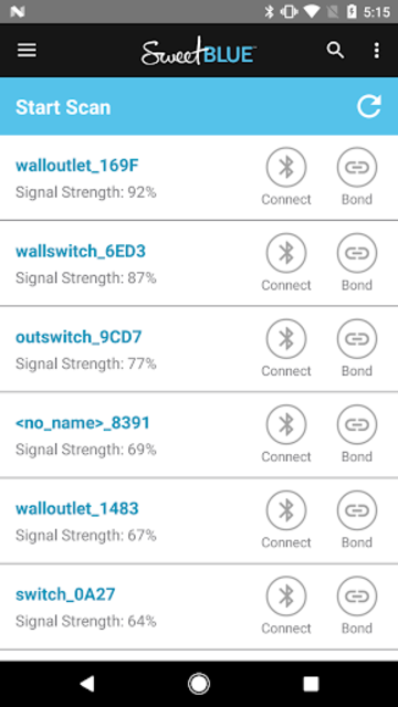 SweetBlue Toolbox screenshot 1