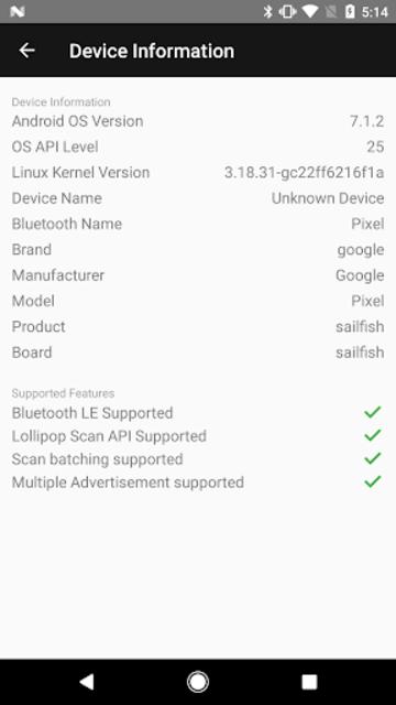 SweetBlue Toolbox screenshot 3