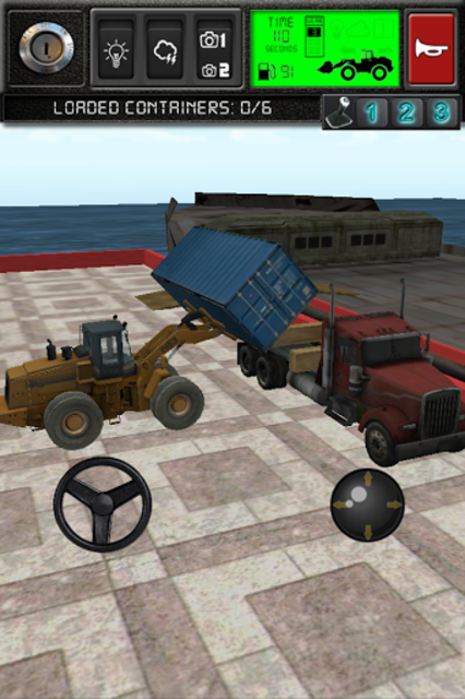 Loader Simulator PRO - ADV screenshot 4