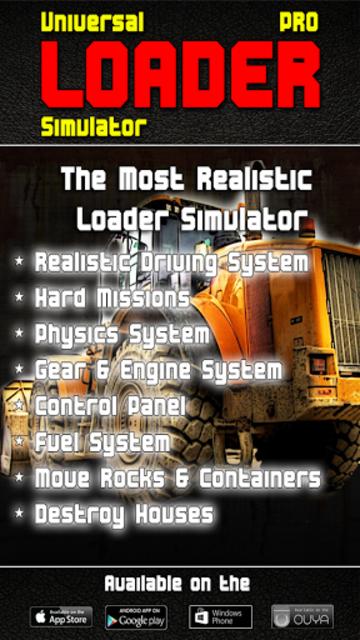 Loader Simulator PRO - ADV screenshot 7
