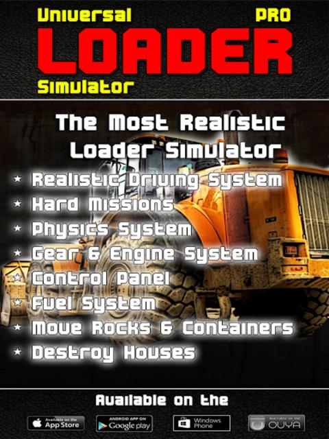 Loader Simulator PRO - ADV screenshot 13