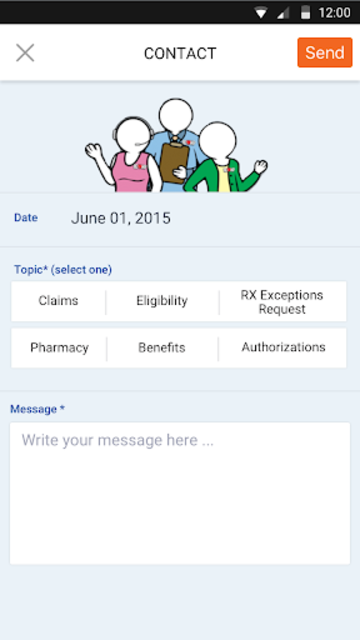 IEHP Smart Care screenshot 6