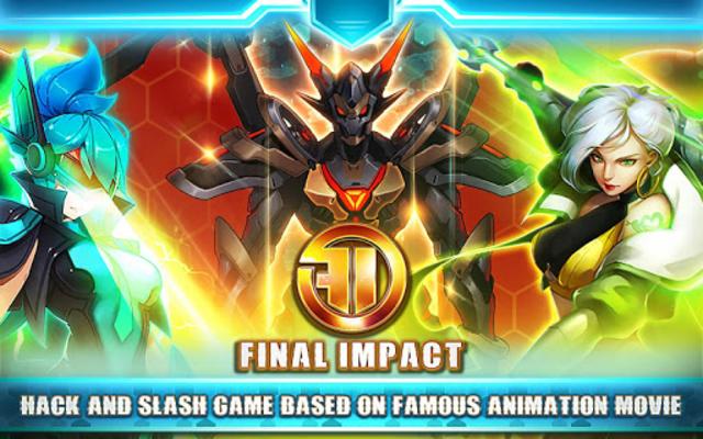 Final Impact screenshot 6