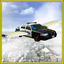 Car In Air : Flying Cop Car 3D