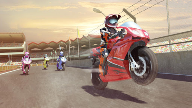 Bike Racing Moto Racing Bike screenshot 1