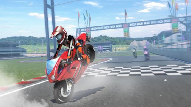 Bike Racing Moto Racing Bike screenshot 4